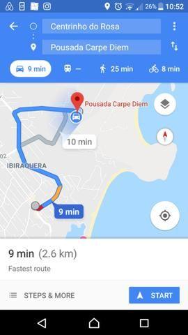 Pousada Carpe Diem / Aluguel Temporada Praia do Rosa - Ouvidor - Vermelha - Foto 15