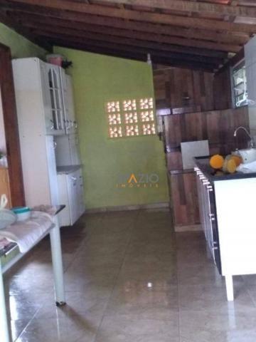 Chácara com 2 dormitórios à venda, 2000 m² por R$ 350.000 - Planalto da Serra Verde - Itir - Foto 14