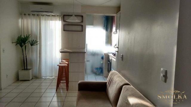 Apartamento à venda com 2 dormitórios em Canasvieiras, Florianópolis cod:9168