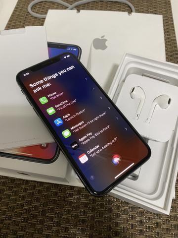 Iphone X 256 Gb Space Gray na caixa - Foto 5