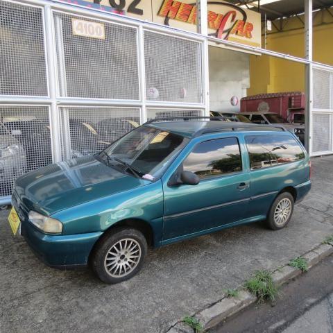 PARATI 1996/1996 1.8 CLI 8V GASOLINA 2P MANUAL - Foto 6