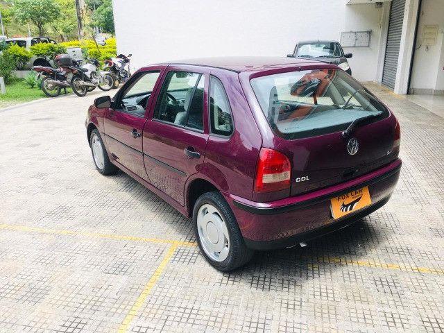 (0828) Gol 1.6 1999/00 Manual Gasolina - Foto 4