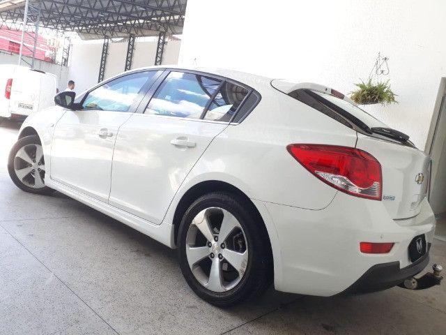 Chevrolet Cruze 1.8 LT 16V 4P 2013/2013 Branco Blindado - Foto 2