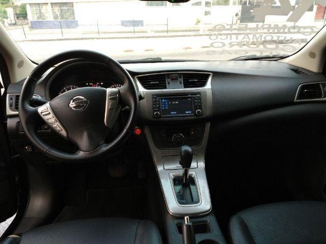 Nissan Sentra SL aut 2014 com GNV - Foto 3