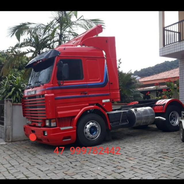 Scania R113 topline 4x2 360  - Foto 3