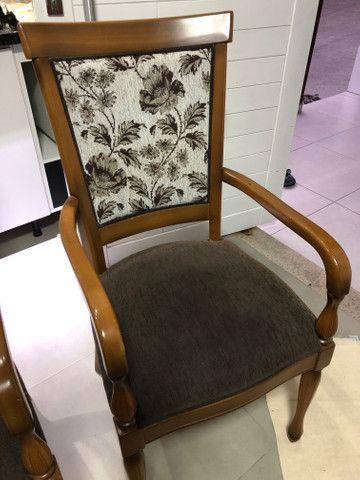 Jogo: Sofá em madeira + cadeiras +puff - Móveis - Bairro ...