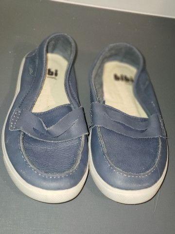 Sapato menino Bibi tam 25 - Foto 4