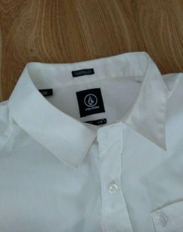 Camisa Volcom zcv ORIGINAL  - Foto 4