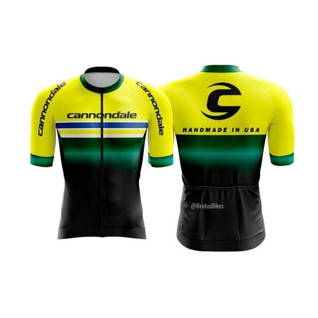 Camisa de Ciclismo Cannondale Avancini - Foto 3