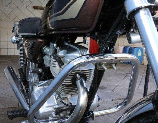 Honda ML 125 1981 - Foto 12
