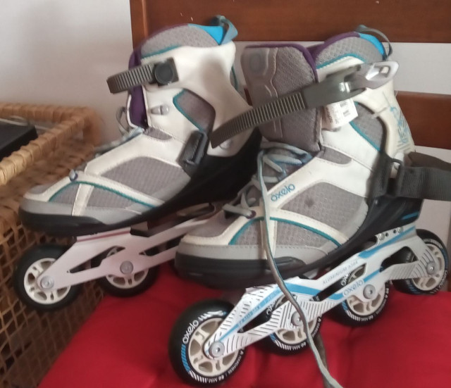 Patins Roller Oxelo Fit 5