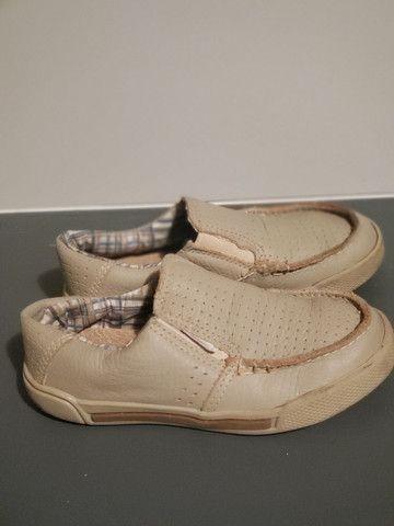 Sapato menino Bibi tam 27