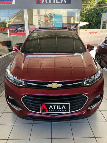 Chevrolet tracker 1.4 turbo 2019 cambio automatico  novíssimo!!!