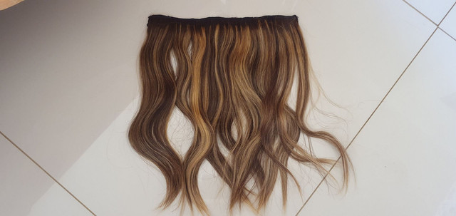 Tic tac, cabelo natural