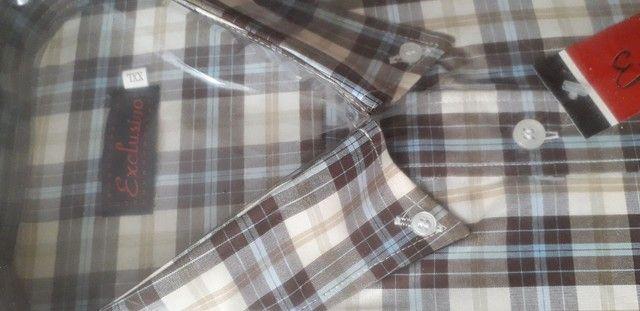 Camisa manga curta XXL - Foto 2