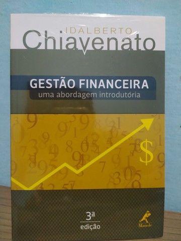 Gestão Financeira uma abordagem introdutória - Idalberto Chiavenato