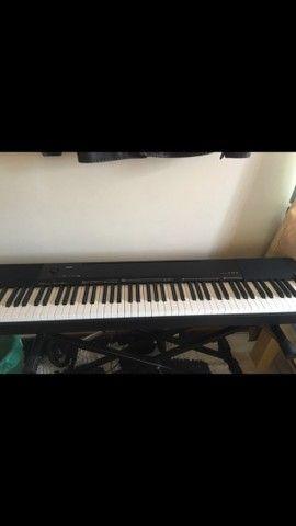 Piano eletrônico CDP-135 - Foto 2