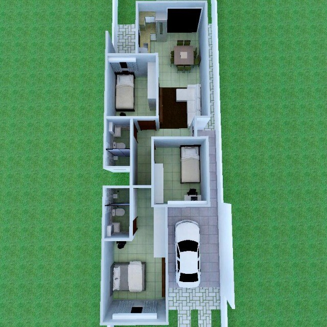 Vende-se casa residencial no bairro Jardim Universitário, Cuiabá - MT, - Foto 10