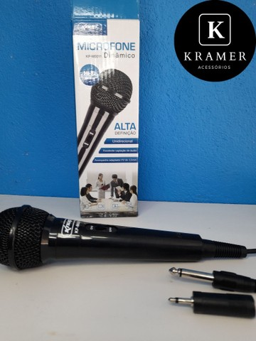 Microfone profissional Knup - Foto 2