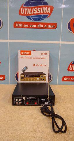 Mini modulo amplificador Lelong / le-705 ? Entrega grátis - Foto 5