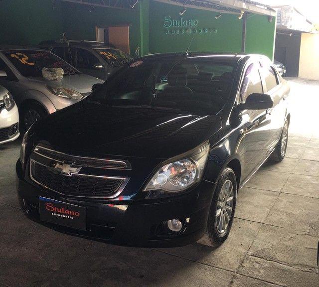 Chevrolet Cobalt LTZ 1.4 8V (GNV) - Foto 2