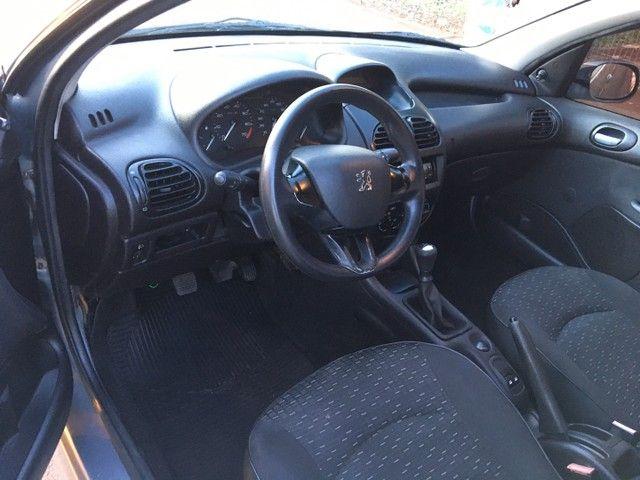 Peugeot 206 1.4 8v  - Foto 3