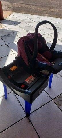 <br>Bebê Conforto Burigotto Touring Evolution Geo Rosa