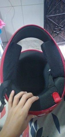 2 capacete 120 - Foto 2