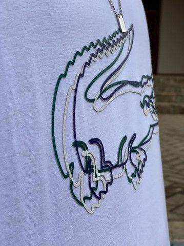 Camiseta Peruana alto relevo - Foto 4