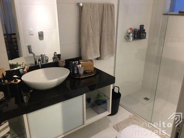 Casa de condomínio à venda com 4 dormitórios em Oficinas, Ponta grossa cod:393415.001 - Foto 12