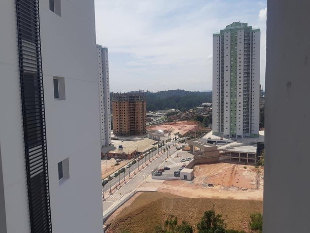Apartamento com churrasqueira Embu Das Artes  - Foto 2