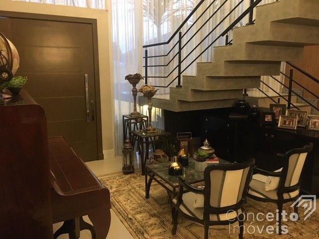 Casa de condomínio à venda com 4 dormitórios em Oficinas, Ponta grossa cod:393415.001 - Foto 16