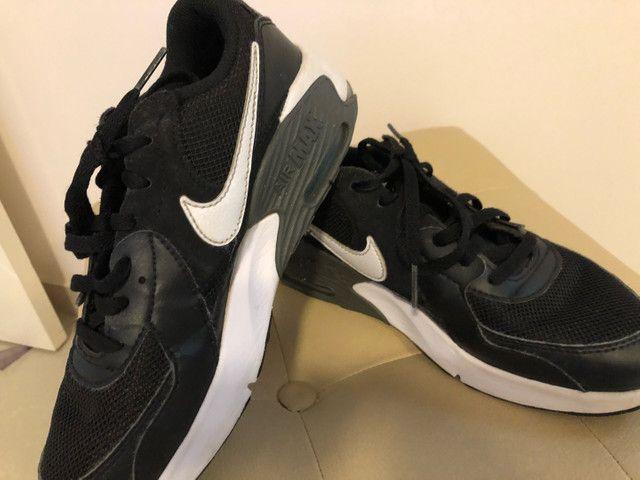 Tênis Nike Original Infantil  n 34  - Foto 2