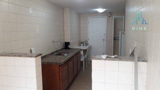 Apartamento com 2 dormitórios para alugar, 85 m² - Ingá - Niterói/RJ - Foto 13