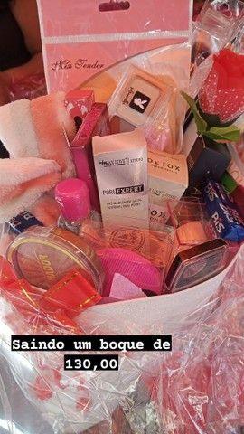 Boquê de maquiagem  - Foto 2