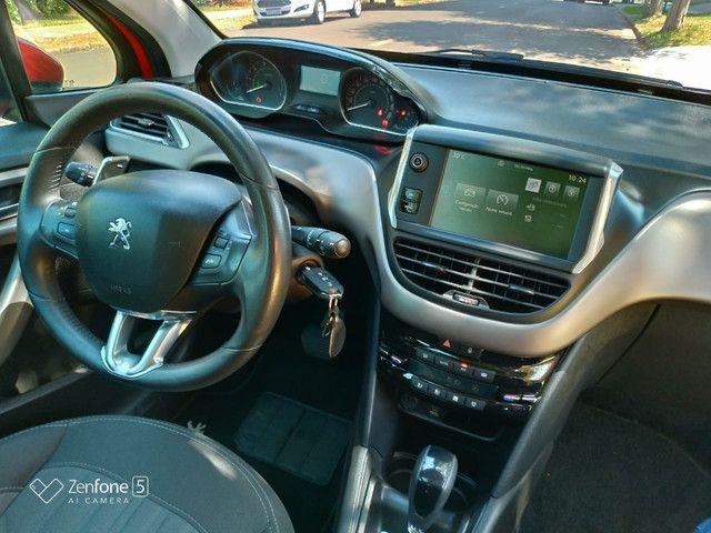 Peugeot 208 Griffe 1.6 AT 2017  - Foto 5