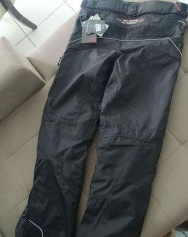 Casaco e calça motocicleta  - Foto 4