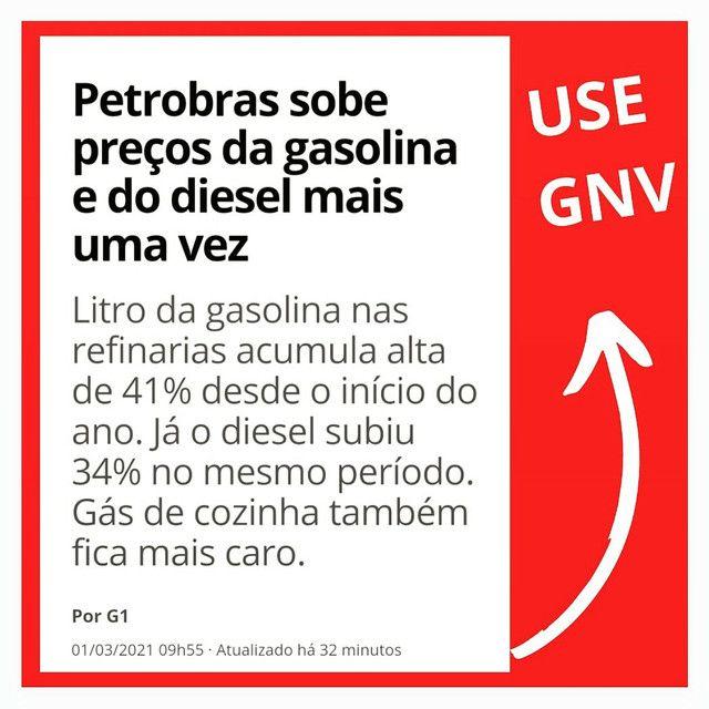 Promoção Kit Gás GNV Rio de Janeiro - Foto 6