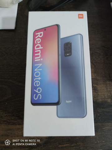 Xiaomi note 9s 128g lacrado
