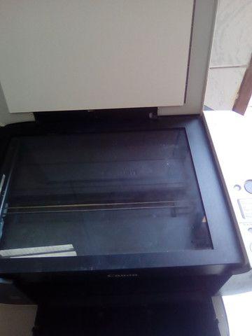 Impressora Canon prá retirar peças - Foto 4