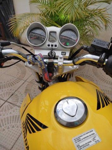 R$ 9.500 Honda/CBX 250 Twister - Foto 4