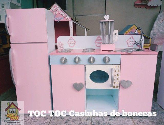 Cozinhas infantis 100% mdf - Foto 3