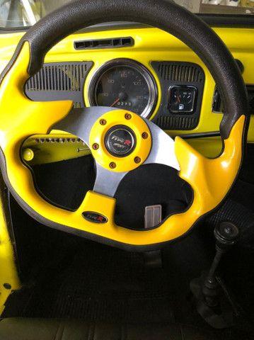 Fusca 1.300 Amarelo   - Foto 5