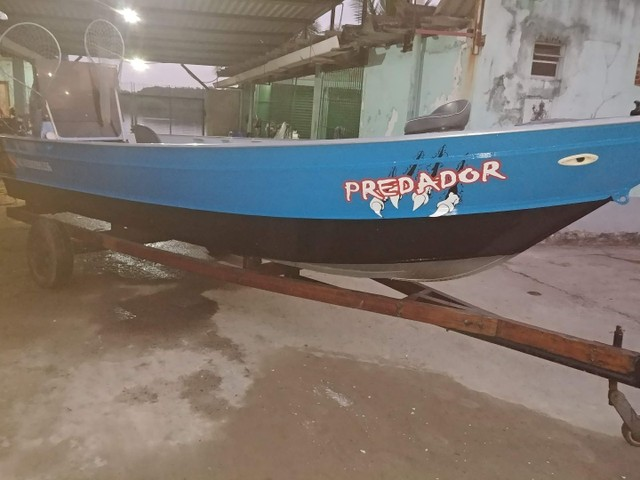 Barco robaleiro - Foto 3