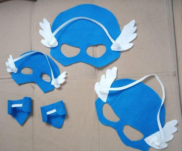 Máscara de feltro - Foto 2