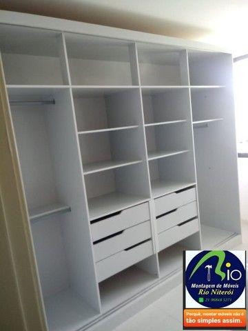 Montador de móveis profissional     em Santa Rosa Niterói  Zap 24 Horas - Foto 6