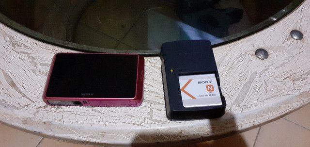 Sony Carl Zeiss Cybershot Rosa Pink 16.2 Megapixels - Foto 6