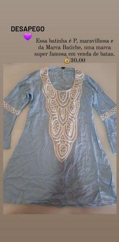 Pode ser usado com vestido ou saída de praia