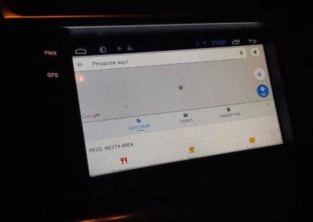 Kit Multmidia Android Citroen C4 Lounge - Hertzer ( Completo) - Foto 11