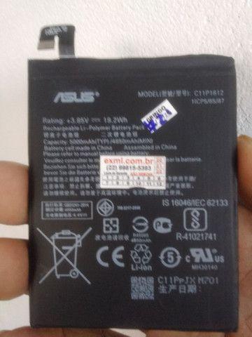Bateria Galaxy zenfone Xperia moto g moto e alcatel lg prime - Foto 6